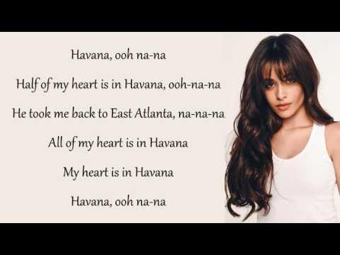 Camila Cabello - Havana (Lyrics) (ft. Young Thug)