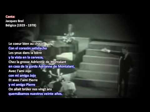 Jacques Brel traducido ► Les bourgeois