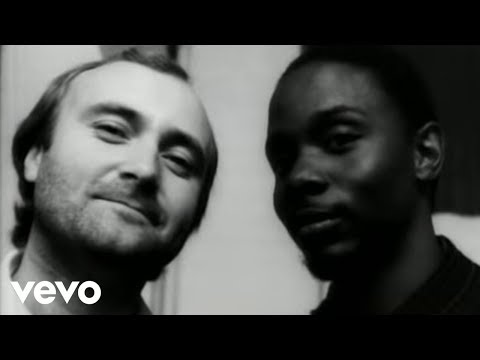 Philip Bailey, Phil Collins - Easy Lover (Video)
