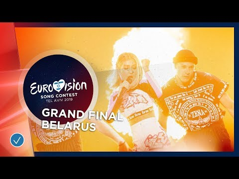 Belarus - LIVE - ZENA - Like It - Grand Final - Eurovision 2019