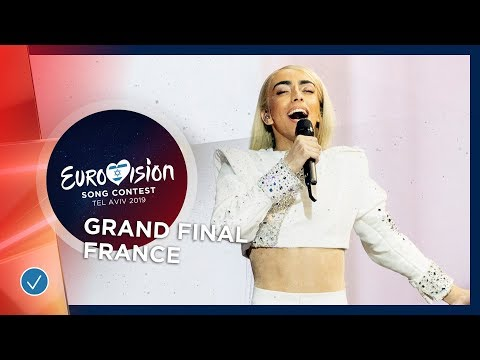 France - LIVE - Bilal Hassani - Roi - Grand Final - Eurovision 2019
