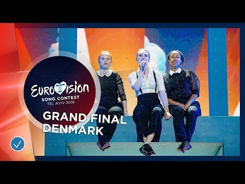 Denmark - LIVE - Leonora - Love Is Forever - Grand Final - Eurovision 2019