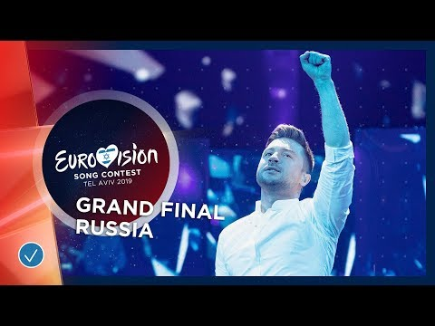 Russia - LIVE - Sergey Lazarev - Scream - Grand Final - Eurovision 2019