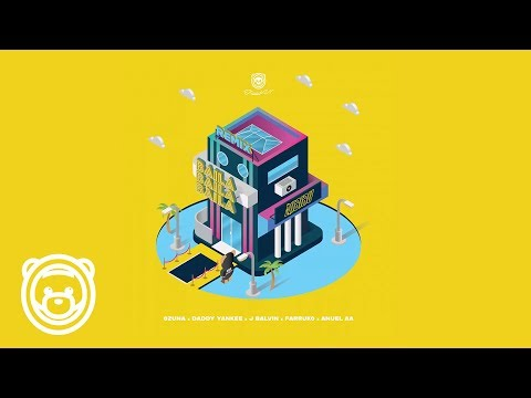 Ozuna - Baila Baila Baila (Remix) Feat. Daddy Yankee, J Balvin, Farruko, Anuel AA (Audio Oficial)