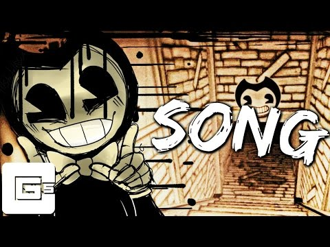 """BENDY AND THE INK MACHINE SONG ▶ """"Can I Get An Amen"""" 