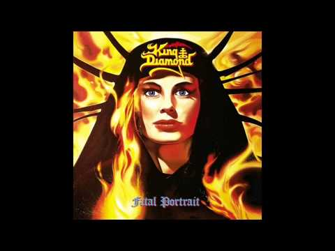 King Diamond - Fatal Portrait (1986) [FULL ALBUM]