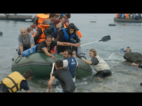The Rising Tide: Europe's Refugees Wash Ashore in Greece