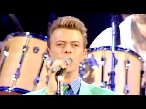 Queen David Bowie, Ian Hunter, Mick Ronson - Heroes (Freddie Mercury Tribute Concert)