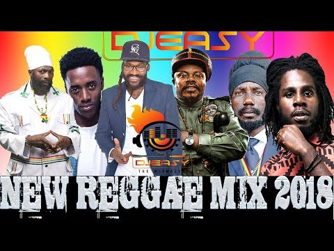 New Reggae Mix 2018 Tarrus Riley,Chronixx,Capleton,Luciano,Lutan Fyah,Romain Virgo&more