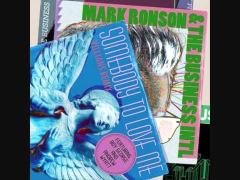 Mark Ronson & The Business Intl ft. Boy George & Andrew Wyatt   Somebody To Love Me (Villains Remix)