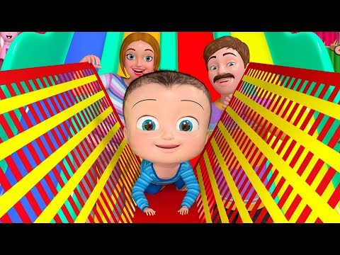 Playing in the Park Song - Fun Indoor Playground Songs for Kids