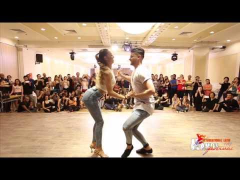 Luis & Andrea - Deja vu (Prince Royce Feat. Shakira) @ Hanoi International Latin Festival 2017