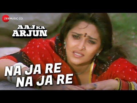 Na Ja Re Na Ja Re - Aaj Ka Arjun   Lata Mangeshkar   Amitabh Bachchan & Jaya Prada
