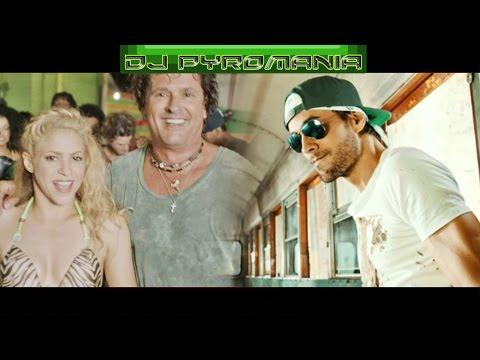Enrique Iglesias, Carlos Vives, y Shakira - Subeme La Radio / La Bicicleta (Mashup)