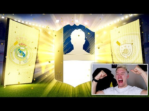 INSANE ICON IN A PACK!! ???? - FIFA 18 PACK OPENING