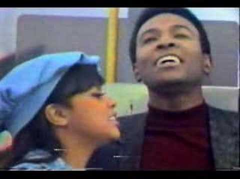 "MARVIN GAYE & TAMMI TERRELL ""Ain't no Mountain High Enough"""
