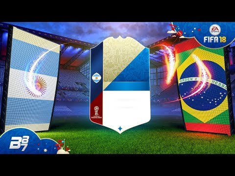 INSANE WORLD CUP PACKS! BRAND NEW ICON!!!    FIFA 18 WORLD CUP PACK OPENING