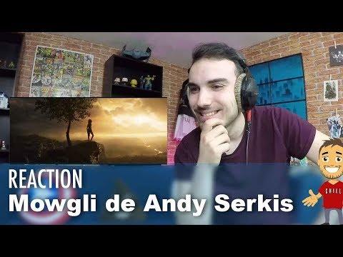 REACTION au trailer de MOWGLI de ANDY SERKIS
