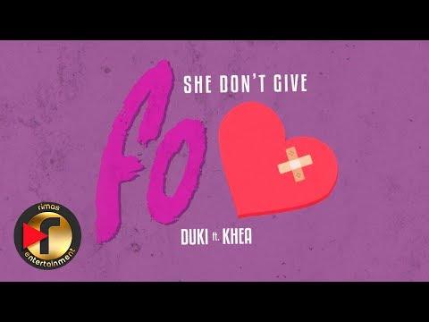 Duki - She Don't Give a FO (ft. Khea) Prod. Omar Varela