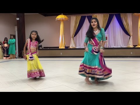 2016 Best Bollywood Indian Wedding Dance Performance by Kids (Prem Ratan Dhan Payo, Cham Cham)
