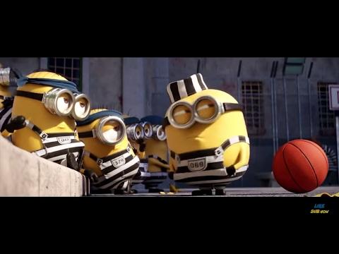 "Despicable Me 3 ""Minions Prison Fight"" Trailer (2017) Steve Carrell animated movie HD"