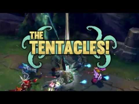 Instalok - The Tentacles ft. Nicki Taylor [Illaoi Song] (Elle King - Ex's & Oh's PARODY)