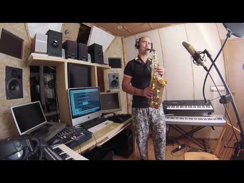 Avicii - Wake me up (Saxophone version)