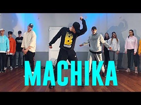 "J Balvin, Jeon, Anitta ""MACHIKA"" Choreography by Duc Anh Tran"