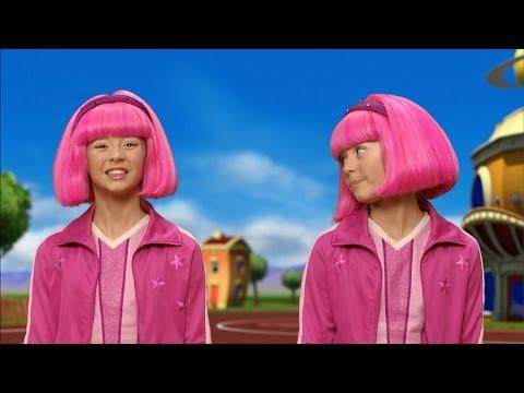 LazyTown S03E05 Who's Who? 1080p HD