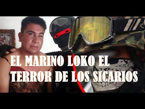 """EL MARINO LOKO ✔✔HACE LLORAR A SICARIO???? """"DALE GRACIAS A DIOS QUE DEJE MI MARTILLO????"""
