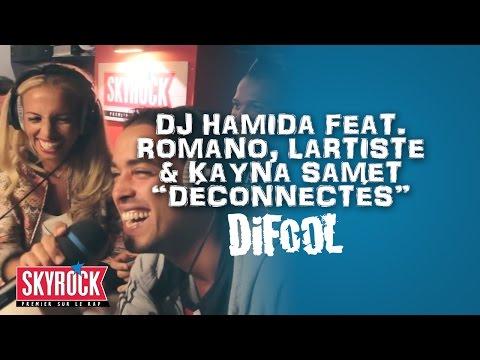 """Dj Hamida feat. Kayna Samet, Lartiste & Romano """"Déconnectés"""" #LaRadioLibre"""