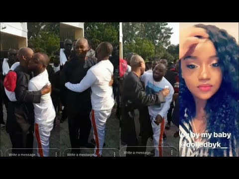 Davido introduce His Wife Chioma To His Father and Billionaire Uncle (Assurance, Nwa baby)