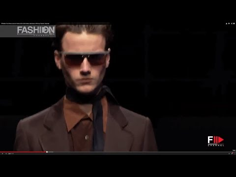 """PRADA"" Full Show Autumn Winter 2014 2015 Milan Menswear MFW by Fashion Channel"