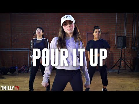 Rihanna - Pour It Up - Choreography by Alexander Chung - #TMillyTV