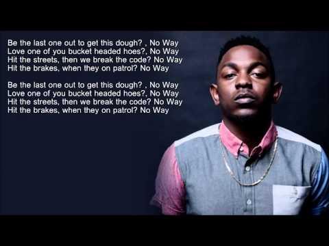 Kendrick Lamar - Money Trees (HD Lyrics)