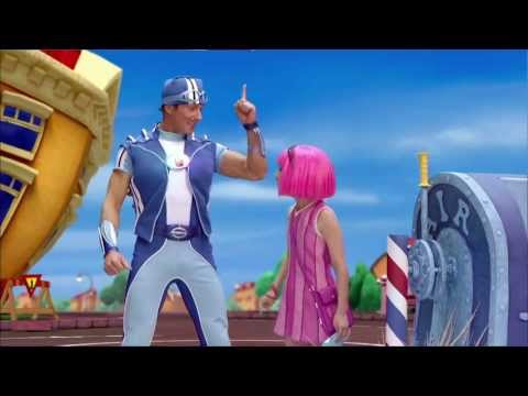 Welcome To LazyTown (HD version) | LazyTown (w/ Subtitles)