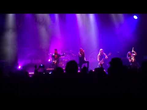 Iced Earth - Black Flag - live in Slovenia, Ljubljana - Kino Siska 11.7.2018