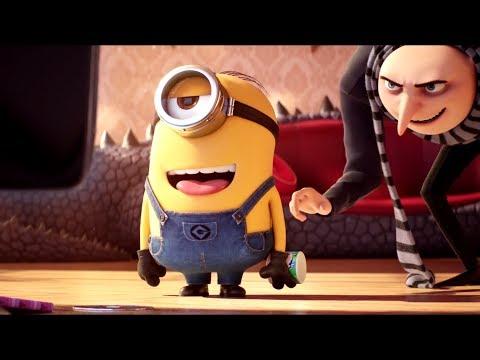"Despicable Me 3 ""Secret Weapon"" Trailer (2017) Minions Animated Movie HD"