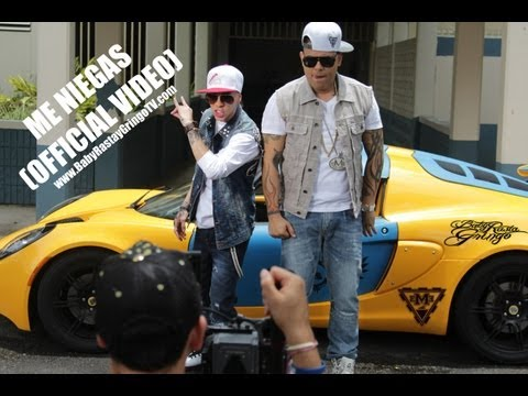 Baby Rasta y Gringo - Me Niegas (Official Video)