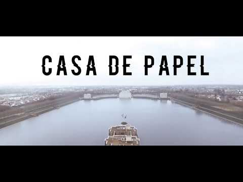 SKG - Casa de papel (Clip officiel)