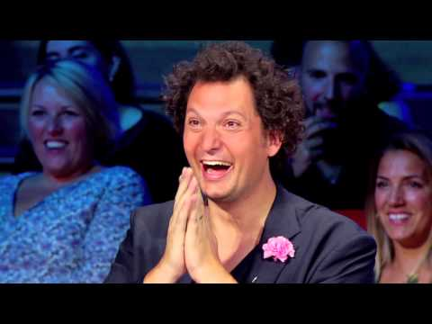 NAESTRO : What a surprise ! France's Got Talent 10 November 2015