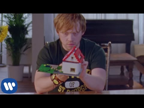 Ed Sheeran - Lego House [Official Video]