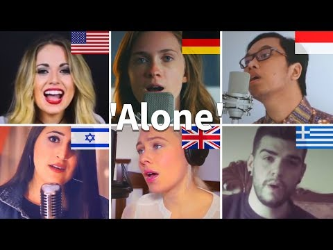 Who Sang It Better: Alone (Israel, Indonesia, Greece, Germany, UK, USA)