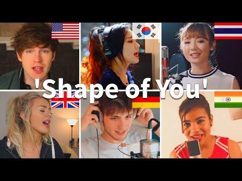 Who Sang It Better: Shape of You (Germany, India, UK, South Korea, Thailand, USA)