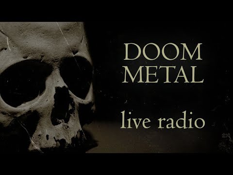 ???? DOOM Metal Music 24/7 Live Radio by SOLITUDE PRODUCTIONS (death doom, funeral doom, sludge)