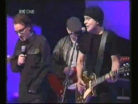 Daniel Lanois w/ Bono and The Edge - Falling At Your Feet