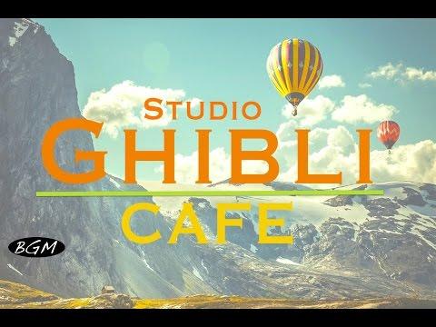 #GhibliJazz#Cafe Music - Relaxing Jazz & Bossa Nova Music - Studio Ghibli Cover