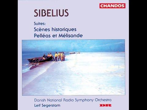Jean Sibelius - Suite Pélleas et Mélisande, Op 46 - Leif Segerstam