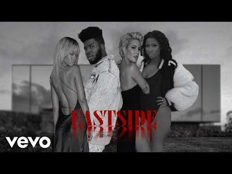 Rihanna, Khalid, Nicki Minaj - Eastside (feat. Halsey & Benny Blanco) [Mashup]