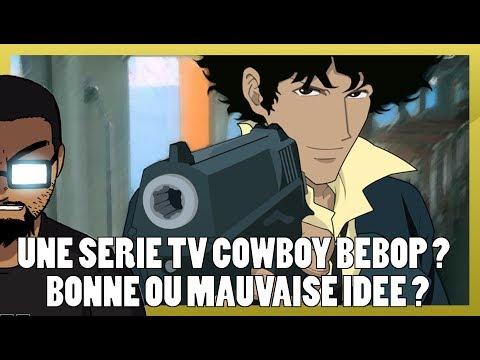 UNE SÉRIE TV COWBOY BEBOP ? - CHEF's REACTION